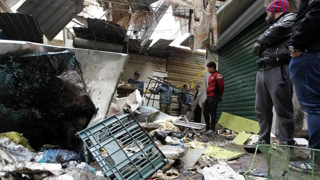 En lo que va del año ya hubo tres ataques a mercados en la capital de Irak.