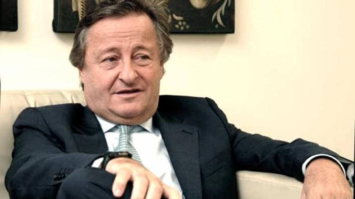 Cristiano Rattazzi, presidente de Fiat Argentina.