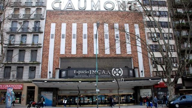 El Gaumont, del INCAA, podría reabrir en marzo.