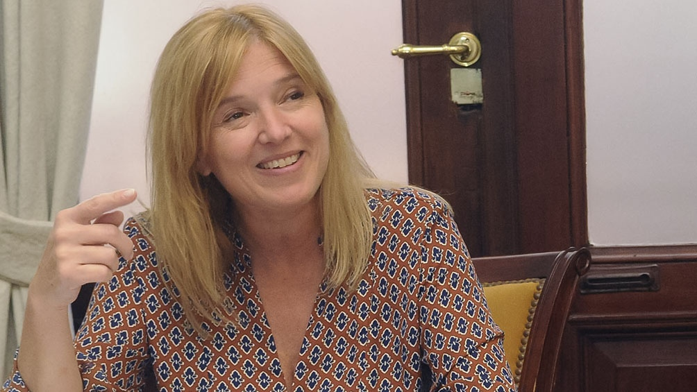 "Kicillof indicó que ""Cristina Álvarez Rodríguez también va a reforzar el gabinete""."