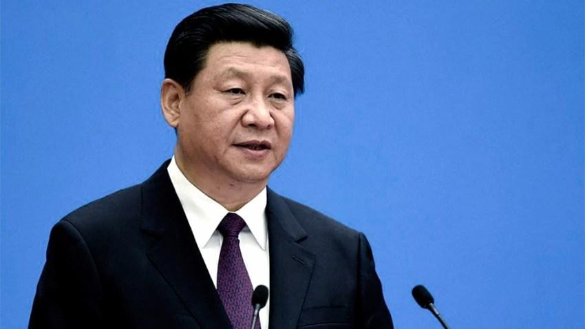 """Xi Jinping, instó a los gobiernos de todo el mundo a dejar que """"el multilateralismo ilumine el camino""""."""