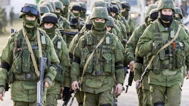 La frontera es zona en tensión luego de que Moscú anexara en 2014 la península de Crimea.