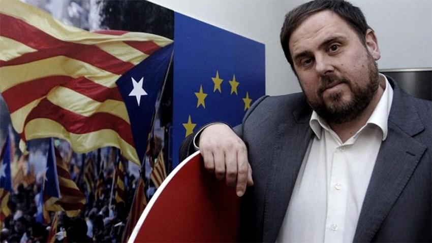 Oriol Junqueras  Presidente de Esquerra Republicana de Catalunya (ERC) desde 2011. Está preso desde noviembre de 2017
