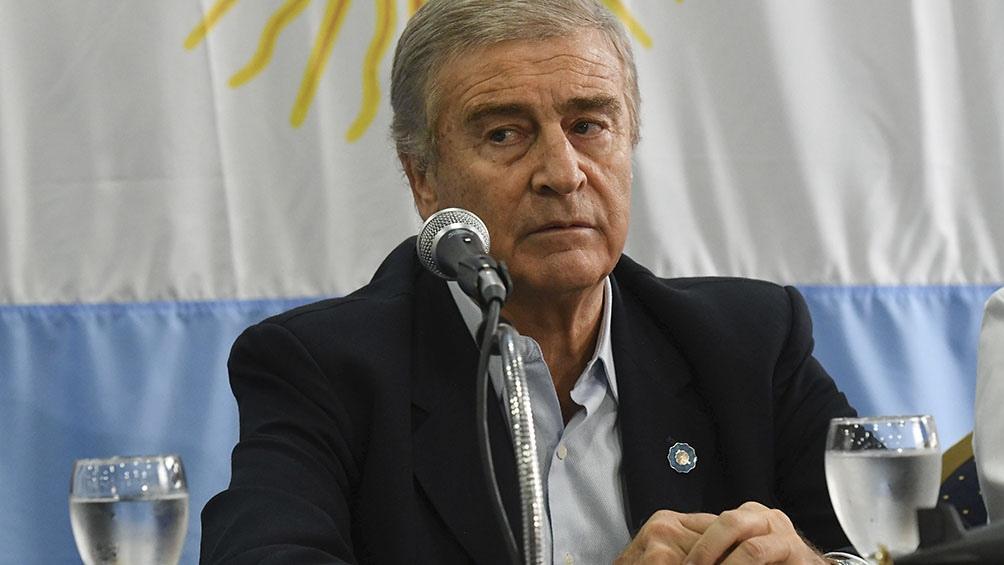 Oscar Aguad, uno de los que ya declaró en la causa.