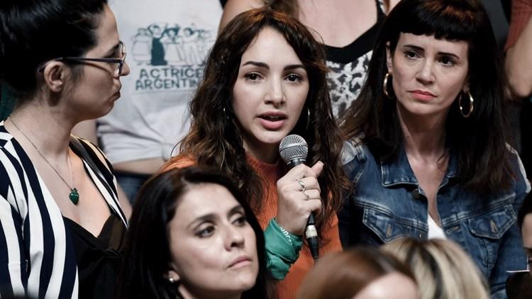 Thelma Fardin denunció en 2018 por violación a Juan Darthés por un hecho ocurrido cuando ella era menor de edad.