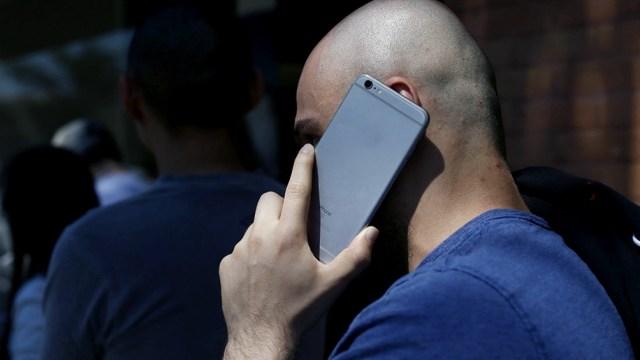 El titular de una línea fija o móvil puede registrarse para no recibir llamadas publicitarias.