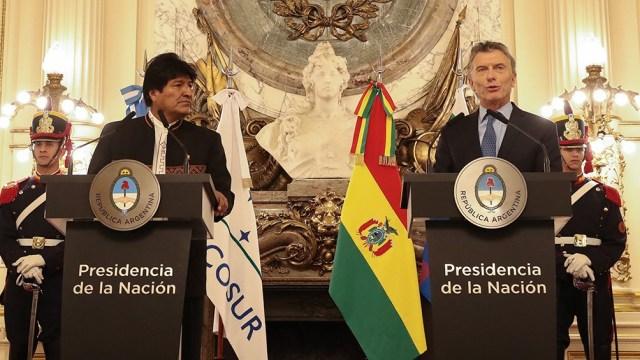 """""""Macri deberá ser procesado en Bolivia o donde sea pero no para defender a Evo ni la democracia en Bolivia sino la democracia en América Latina""""."""