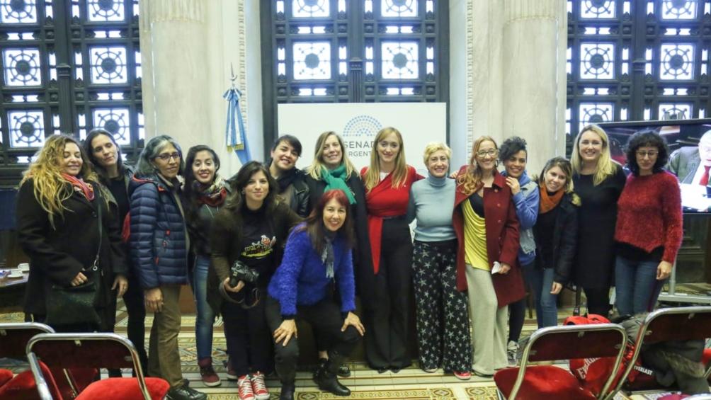 5ce98b4e5cfb8 - Mujeres músicas discuten la media sanción de la ley de cupo