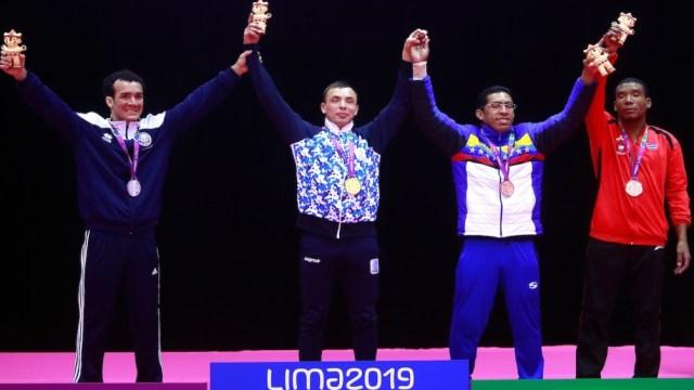 Gauto fue campeón de los Juegos Parapanamericanos de Lima 2019.