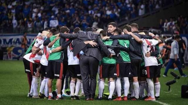 """River jugará ante Independiente Santa Fe de Colombia en """"La Ollla"""" de Asunción de Paraguay n(foto archivo)"""