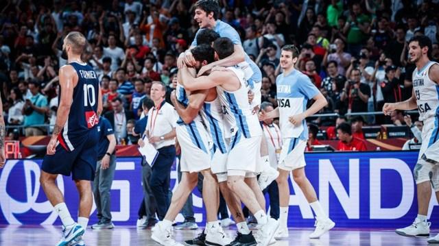 Selección Argentina (foto archivo)