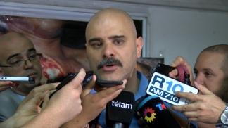 """Claudio Dellacabonara señaló """"la intención de la empresa Metrovías de despedir a cinco delegados""""."""