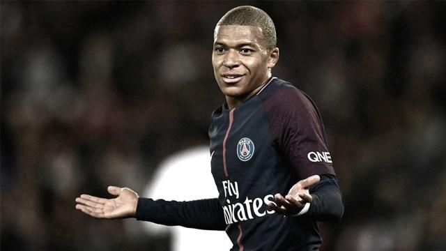 Mbappé es la carta de gol del PSG.
