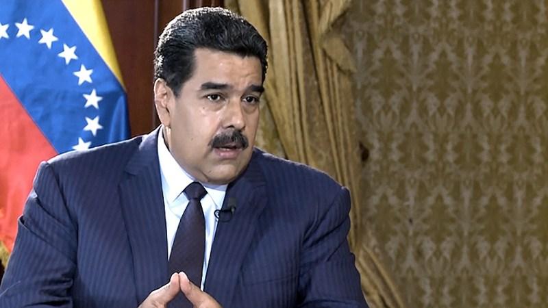 Maduro cuestionó fuertemente al canciller del Vaticano
