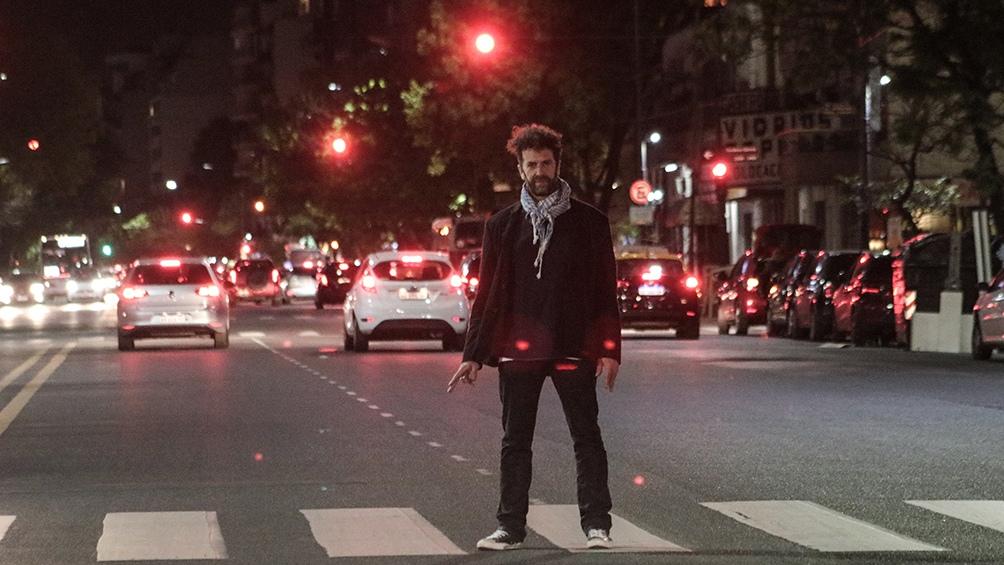 El músico falleció imprevistamente mientras caminaba por avenida Díaz Vélez en el barrio de Caballito.