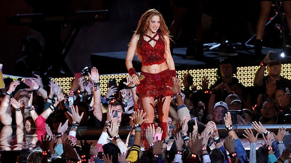 Shakira contra las cuerdas en España por temas impositivos