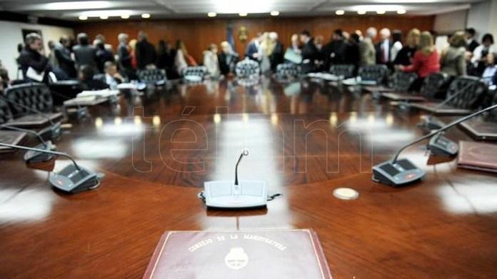 El Consejo de la Magistratura elige a sus nuevas autoridades, Periódico San Juan