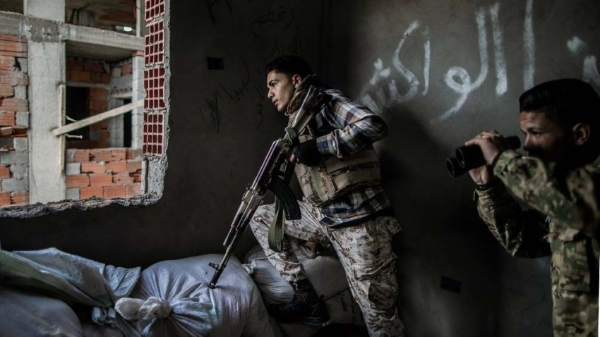 Libia  se desgarra en un conflicto que enfrenta al GNA, reconocido por la ONU, con el mariscal Hafter.