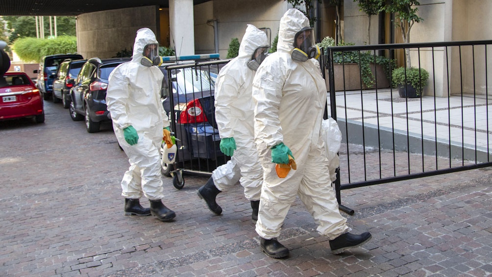 Dos personas murieron y diagnosticaron 117 nuevos casos de coronavirus en  Argentina - Télam - Agencia Nacional de Noticias