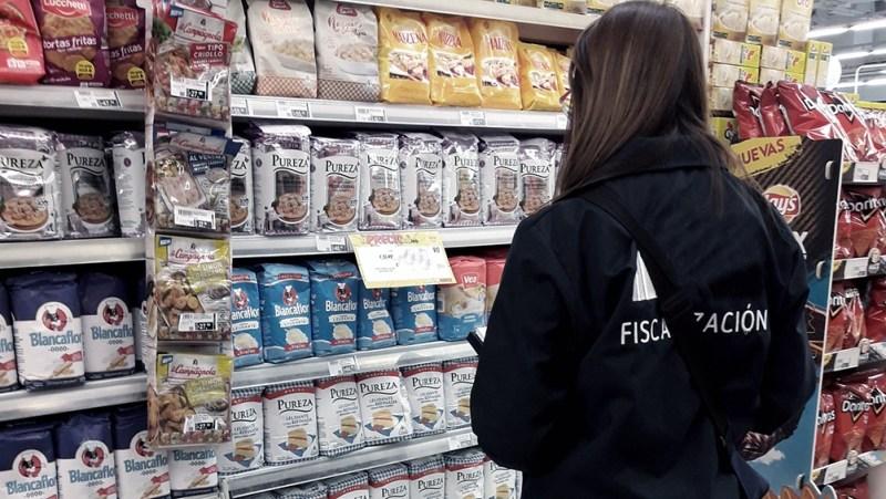 Según la  Secretaría de Comercio Interior, en 2020, los precios de todos los alimentos que están en las góndolas subieron 23%,