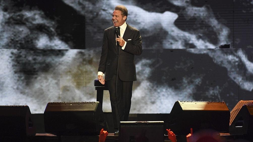 El cantante sufrió una caída el domingo pasado en Beverly Hills.