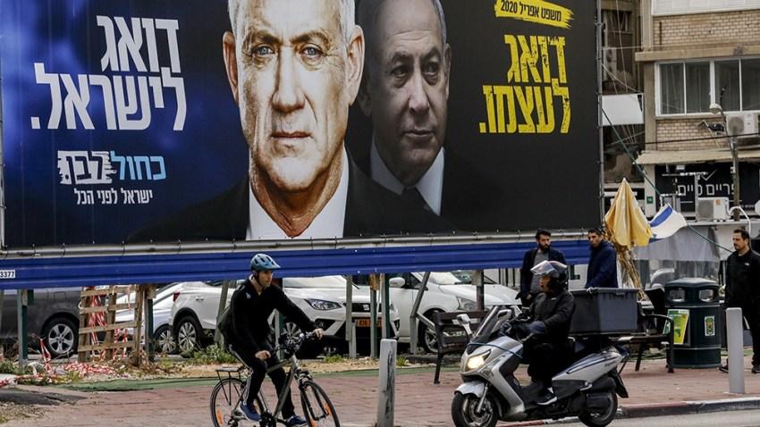 El último gobierno entre Netanyahu y Gantz solo se mantuvo unos meses