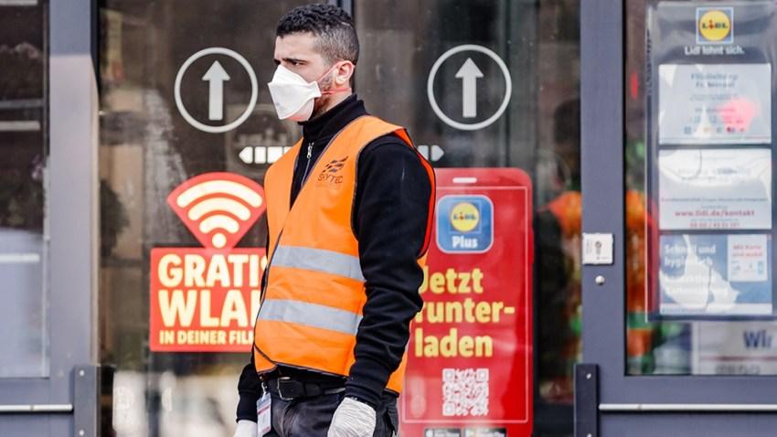 En total, Alemania ya registra más de 211.000 casos y de 9.100 muertes.
