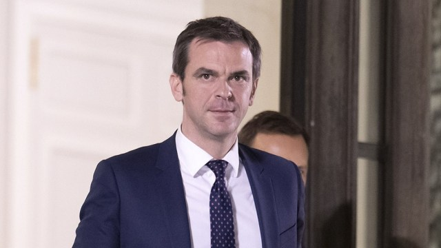 Oliver Veran, ministro de Salud francés