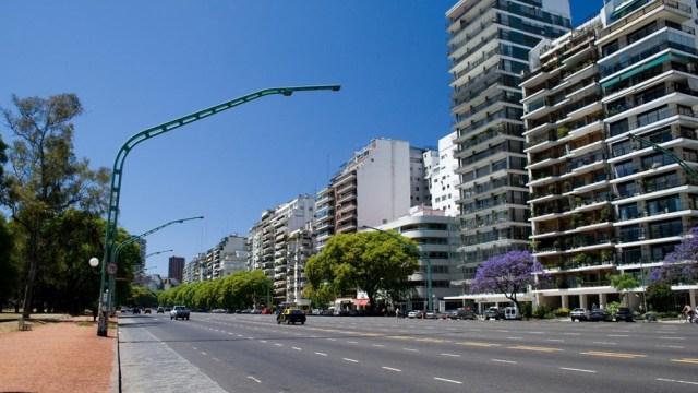 Este domingo se presenta en la ciudad de Buenos Aires y alrededores con cielo despejado