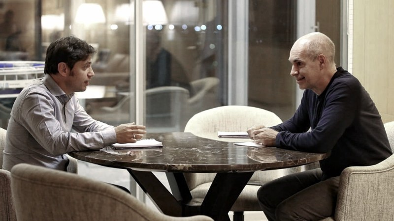 """Kicillof: """"Me resisto a que me lleven al terreno del pugilato con Rodríguez Larreta"""" - Télam - Agencia Nacional de Noticias"""