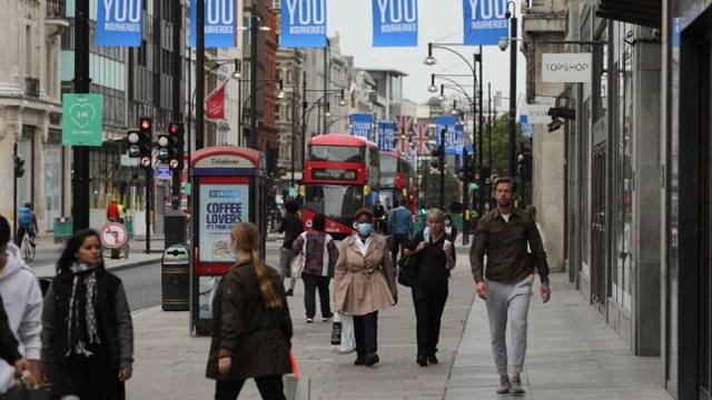 El estudio determinó que la capital británica tuvo los números más altos con más del doble del promedio nacional.