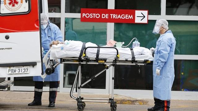 Brasil ya contabiliza 500.800 muertos, con 2.301 registrados en las últimas 24 horas.