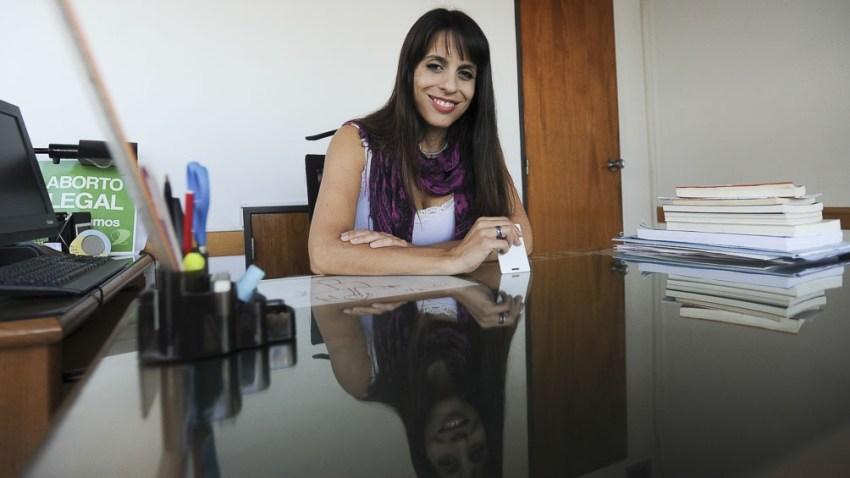 Victoria Donda utilizó sus redes para aclarar el episodio con su empleada.