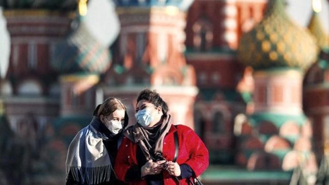 Moscú es la ciudad con más casos en las últimas 24 horas, con casi dos mil.