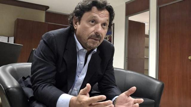 Sáenz decidió aislarse por recomendación del titular del Comité Operativo de Emergencia de Salta