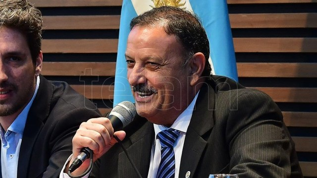 """El gobernador Quintela había dicho que siempre tuvo una posición clara de """"suspender por única vez las PASO"""""""