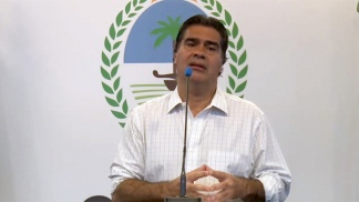 Jorge Capitanich, gobernador de Chaco, es otro de los candidatos.