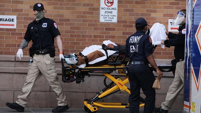 Estados Unidos, el país más afectado del mundo por esta pandemia