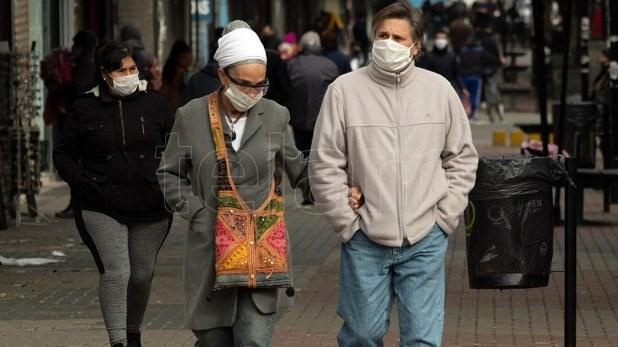 Algunas provincias, como Jujuy, volvieron a una fase más estricta por un rebrote del virus.