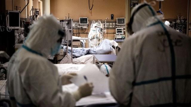 La Ciudad de Buenos Aires admitió que el sistema sanitario está añ borde de la saturación.