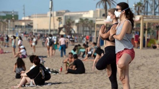 España esperaba recuperarse un poco de los estragos económicos de la pandemia.