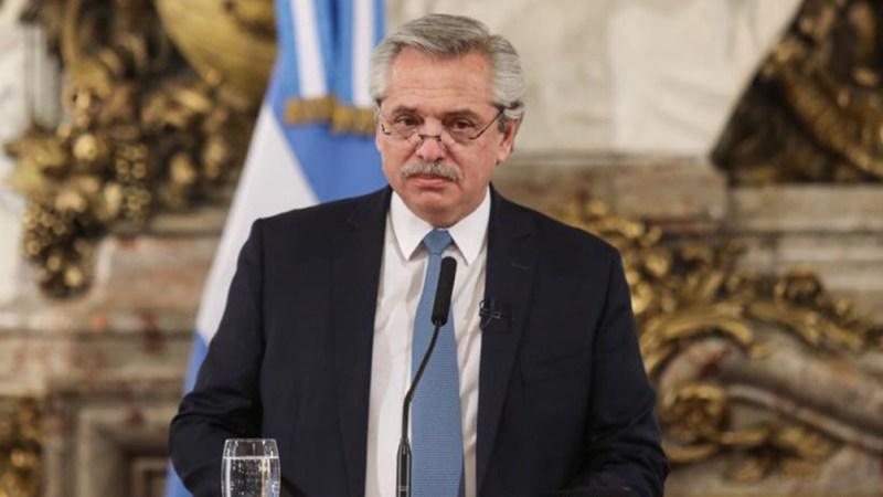 El Presidente presentó el proyecto de Reforma Judicial en Casa de Gobierno.