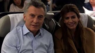 El expresidente Mauricio Macri emprendió ayer hacia París