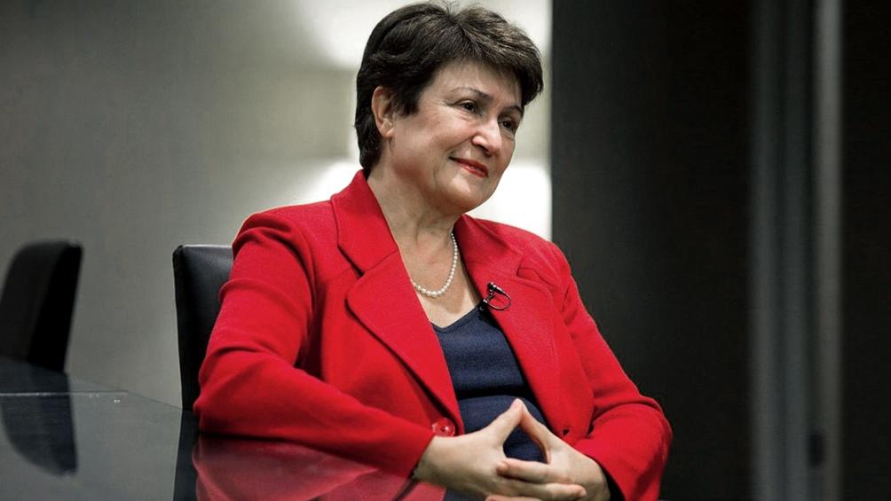 Georgieva señaló que llegar a un acuerdo antes de mayo requerirá más esfuerzos