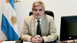 Secretario de Malvinas, Antártida y Atlántico Sur, Daniel Filmus