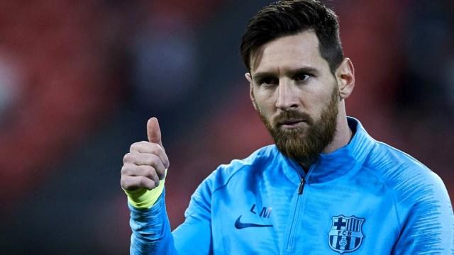 Messi, entre su continuidad y el deseo de continuar compitiendo y pulverizar récords
