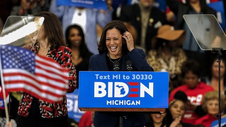 Joe Biden nominó a su compañera para las presidenciales del 3 de noviembre