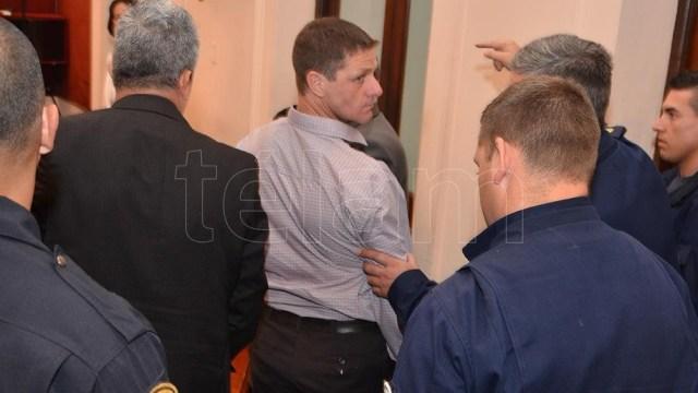 Néstor Pavón fue excarcelado bajo una fianza de un millón de pesos