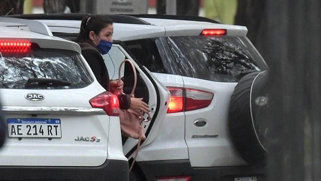 "Crisitina Castro dijo que el testigo trabaja en una zona llamada ""Posta de Inflamables""."