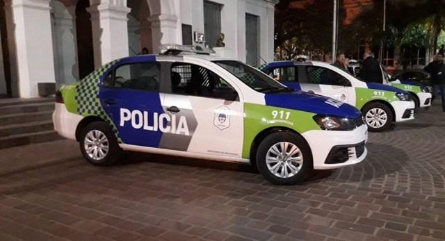 """Fernández anticipó que la idea del plan es """"generar fondos para que la Policía bonaerense se equipe adecuadamente""""."""
